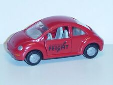Siku Super 1097 VW New Beetle 2.0 Typ 9C autohaus / FEIGHT ca. 1:56 Werbemodell