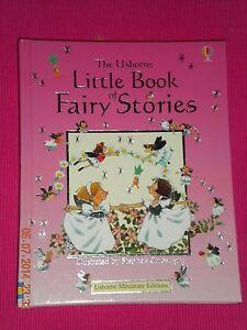 Little-Book-of-Fairy-Stories-by-Usborne-Publishing-Ltd-Hardback-2002