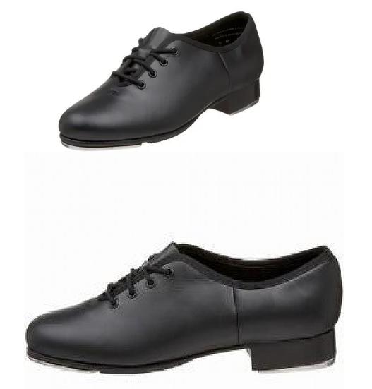 Black Capezio CG100 Hoofmaster teletone tap shoes - all sizes