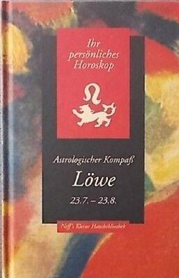 """Der GüNstigste Preis Ihr Persönliches Horoskop """" Löwe """" Astrologischer Kompaß Produkte HeißEr Verkauf"""