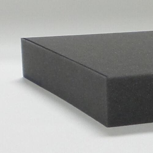 2 in 12 x 36 x 2 inch 1 piece Appalachian Tough™ Gun Case Foam Pre-cut