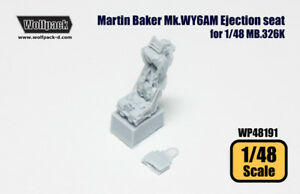 Wolfpack-WP48191-Martin-Baker-Mk-WY6AM-Ejection-seat-for-MB-326K-SCALE-1-48