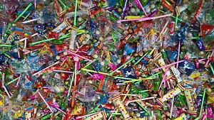 Mehr als 1000 Teile Süßwaren Wurfmaterial Mix ! Ideal für alle Veranstaltungen