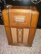 Circa 1940s Firestone Air Chief Console Radio Model S 7399 1