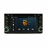 Lcd Touch Screen 2 Din Gps Navigation In Dash Radio Stereo Toyota 4runner 03-09 on sale