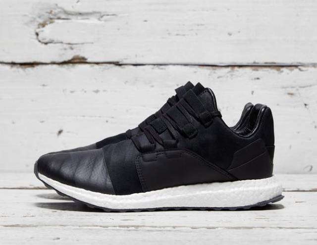 Adidas Y-3 Men Kozoko Low BY2632 ultra boost black utility footwear sz 11.5