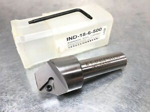 Maxx-Edge .567 Indexable Countersink Chamfering Tool 60° 2 Flute