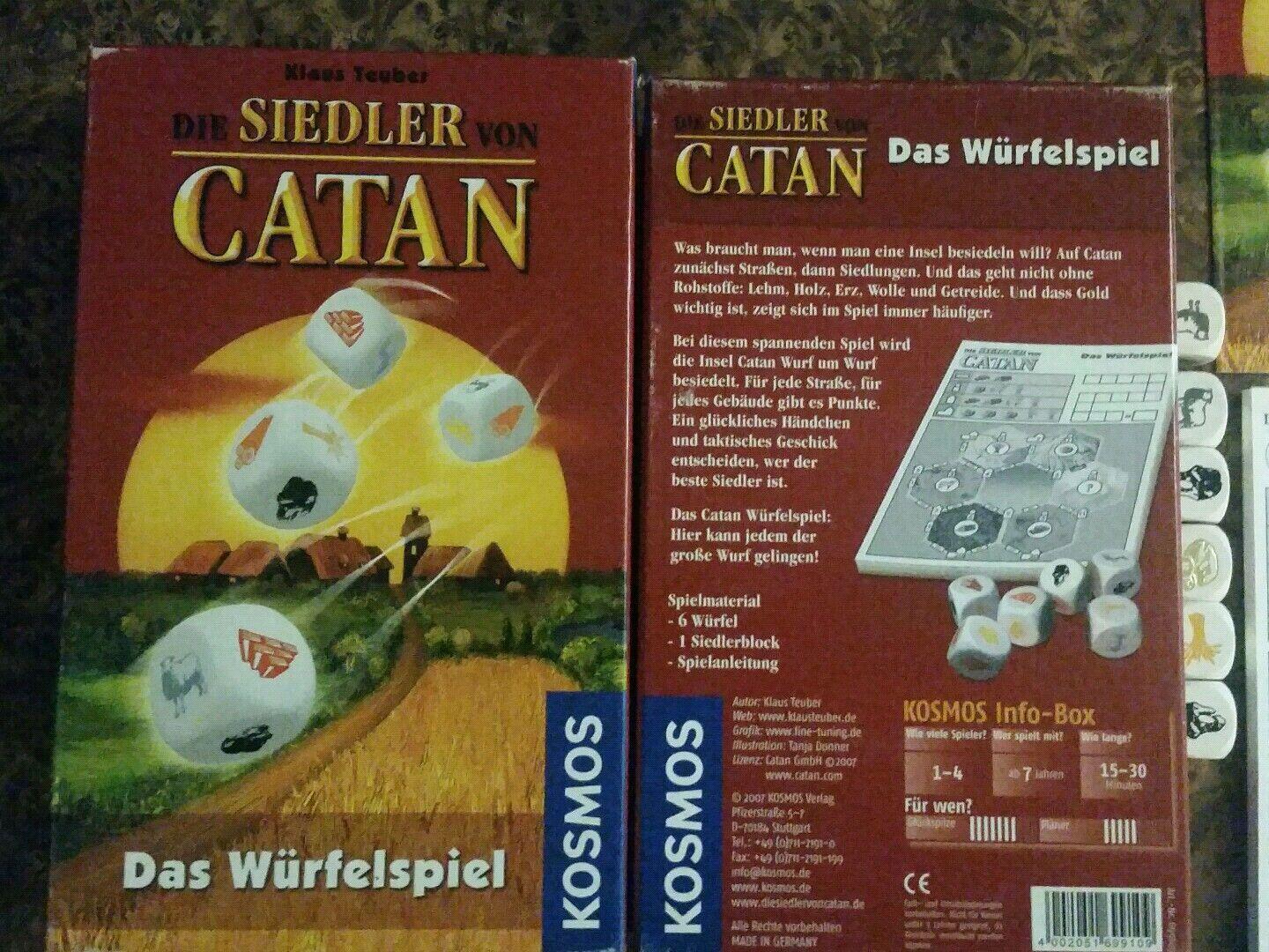 Geruomo version Settlers Of Catan The Dice gioco   online economico