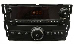 Image Is Loading 06 07 Saturn Vue Ion Am Fm Radio