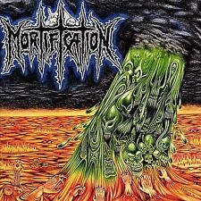 Mortification Self Titled 1991 Album CD Limited Edition Reissue! Death Metal NEW