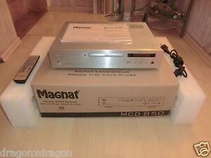 MAGNAT-MCD-850-high-end-TUBI-SACD-player-completamente-in-scatola-originale-2-ANNI-GARANZIA