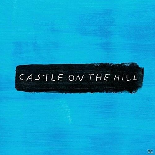 ED SHEERAN - CASTLE ON THE HILL (2-TRACK)   CD SINGLE NEW!