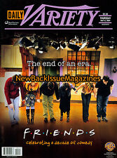 Daily Variety 5/04,Friends Cast,May 2004,NEW