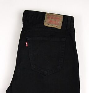 Levi's Strauss & Co Hommes 751 02 Jeans Jambe Droite Taille W36 L32 BCZ919