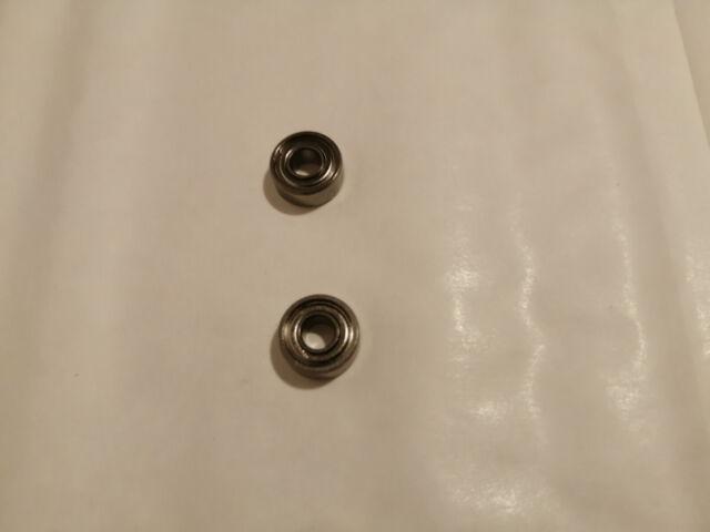 ABU 4 X10 X 4 CERAMIC ABEC 9  bearings 2 off