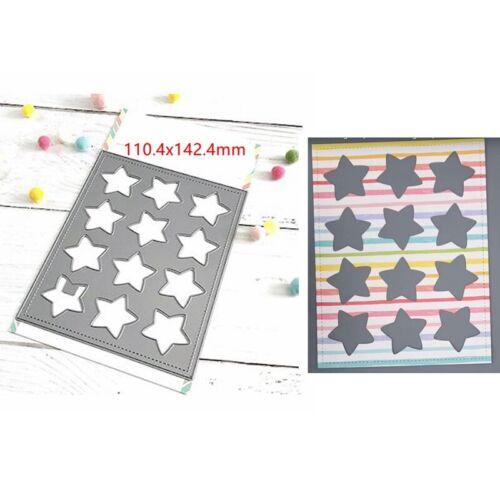 Background Frame Metal Cutting dies Diy Scrapbooking Crarfts Cards Decoration