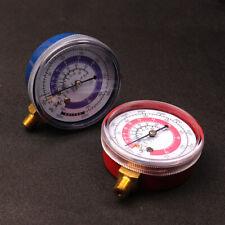 Pair Air Conditioner R410a R134a R22 Refrigerant Lowamphigh Pressure Gauge Psi Kpa