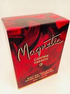 GABRIELA-SABATINI-MAGNETIC-Edt-30ml-Vapo-VINTAGE-Perfect-PERFUME