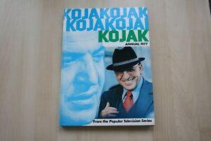 Kojak-Annual-1977-Vintage-Television-Detective-Hardback