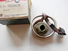 VAUXHALL VIVA HB GT from chassis 9E225000 Ignition Switch 1533673