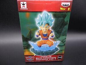 DRAGON BALL SUPER Son Goku WCF World Collectable Figure MOVIE BROLY vol.1 GOKOU