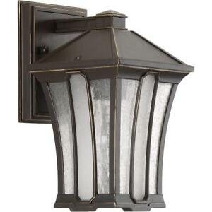 Image Is Loading Progress Lighting Twain 1 Light Outdoor Wall Lantern