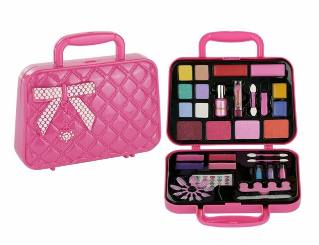 Pinkleaf Makeup Set Nail Art Kit Duo Gift For Little Girls 3