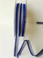 "Shades of Brown 5 yds. QK10 May Arts 1//2/"" Ombre Looped Edges Ribbon"