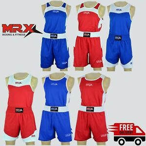 MRX-Boxing-Fighting-Muay-Thai-Kick-MMA-Jersey-Shorts-Kickboxing-BJJ-Suit-Set-Men