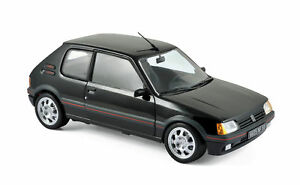 NOREV-COLLECTORS-1-18-PEUGEOT-205-GTI-1-9-1988-BLACK-ART-184854