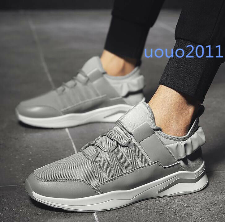 Men's Lace Up Breathable Fashion Outdoors Hiking Athletic Casual Trainers shoes
