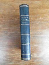 Neyraguet / COMPENDIUM THEOLOGIAE MORALIS SANCTI A-M DE LIGORIO 1844