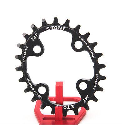 Stone MTB Bike Chainring 86 BCD 86mm Circle Narrow Wide 3 Bolts For FSA SLK