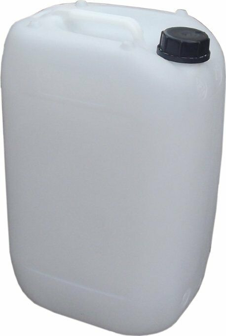 3 x 25 Litre ltr Jerry Can Water Container Tub Drum HDPE