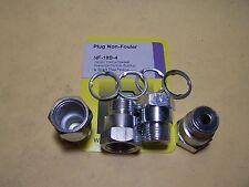 Spark Plug Non-Fouler 18mm thread 4/package - Dorman 42009