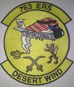 Patch RC-135 763 ERS Desert Wind - France - État : Neuf: Objet neuf et intact, n'ayant jamais servi, non ouvert. Consulter l'annonce du vendeur pour avoir plus de détails. ... Type: Patch, Ecusson Type d'appareil: RC-135 Organisation: Armée - France
