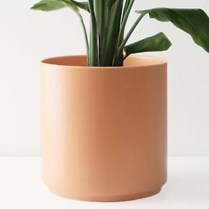 Large Plant Pot Modern Planter Ceramic Indoor Outdoor Flower Pot In 3 Sizes Ebay
