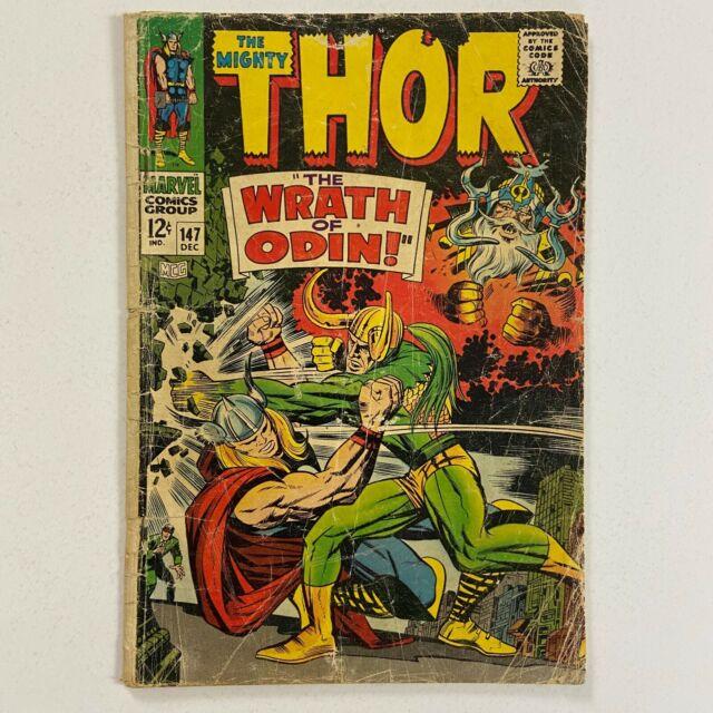 Thor 147 Dec 1967 Marvel For Sale Online Ebay