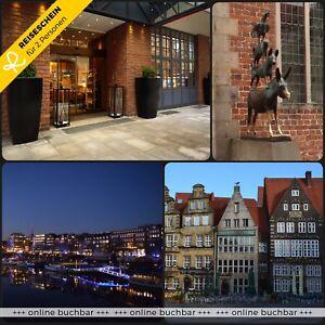 3-Tage-2P-4-H-Hotel-Bremen-Nordsee-Kurzurlaub-Urlaub-Hotelgutschein-Cityreise