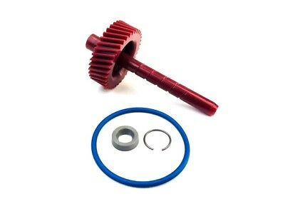 TH350 350C 18 Tooth Driven Gear W// Speedometer O-Ring Seal /& C-Clip New