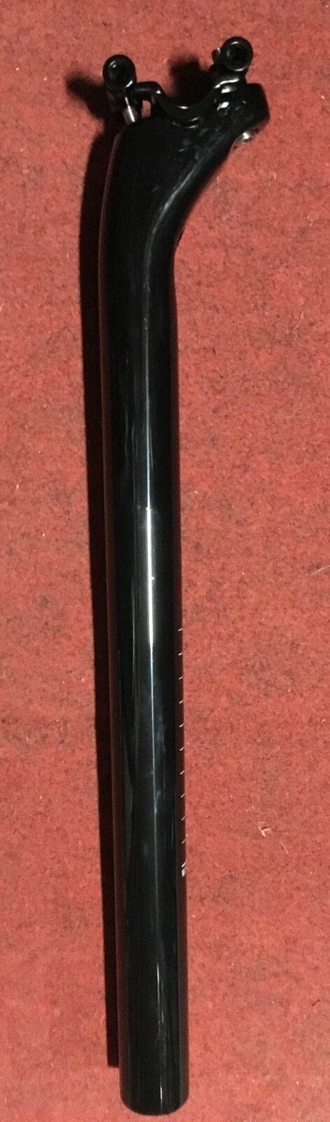 Canotto sella bicicletta carbonio 27.2 L  400 mm 220 g carbon bike seatpost