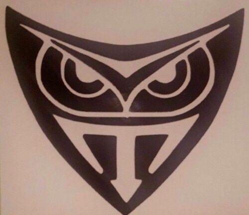 Blade Runner Tyrell Corporation Owl Vinyl Decal Sticker Choose color//size