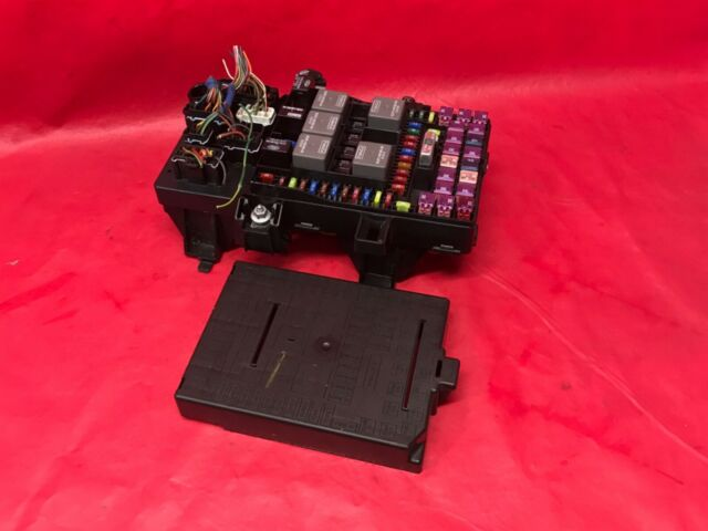 04 Navigator Expedition Fuse Box Relay Center Power Distribution 4l7t