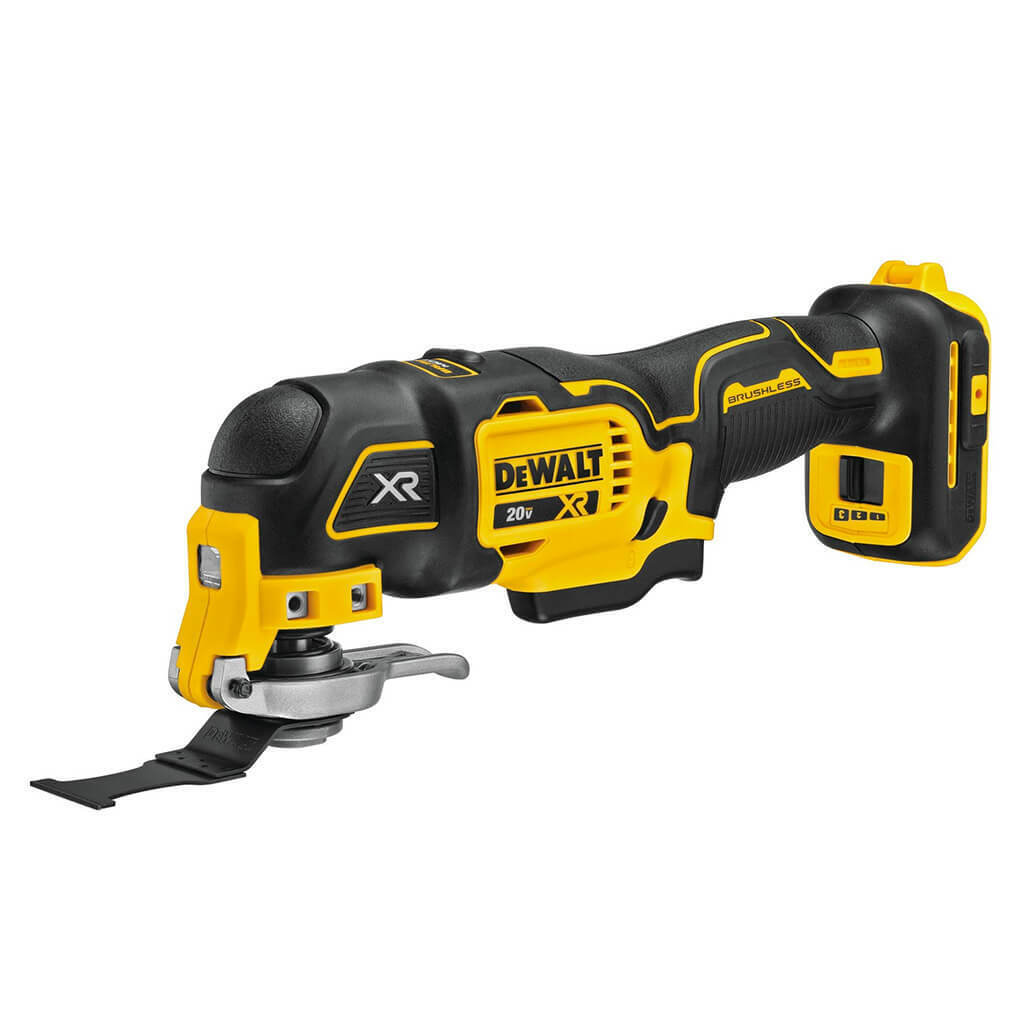 DEWALT DCS356B 20-Volt MAX Brushless 3-Speed Oscillating Multi-Tool (Tool Only)