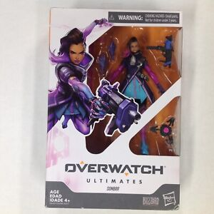 Overwatch-Ultimates-Series-Sombra-6-Inch-Action-Toy-Figure-Hasbro-Blizzard-New