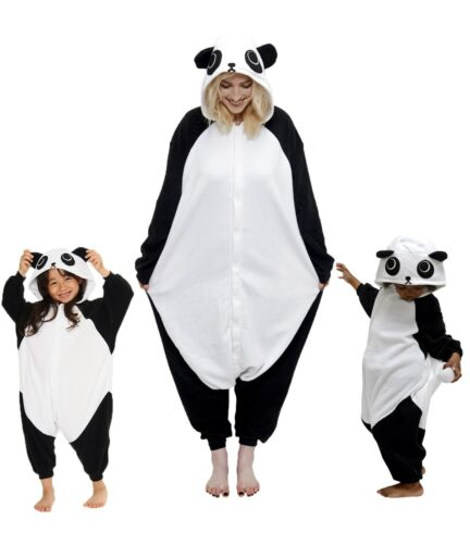 SAZAC Panda Kigurumi Kids /& Adults Costumes from USA