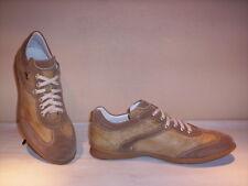 Scarpe sportive sneakers Melluso linea Walk uomo shoes casual pelle marroni n 42