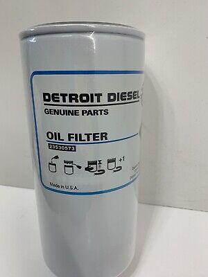 DETROIT DIESEL 23530573 OIL FILTER GENUINE PARTS