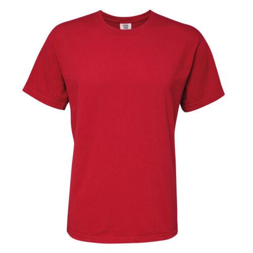 Comfort Soft Cotton T-Shirt Comfort Colors Adult Heavyweight Tee 1717