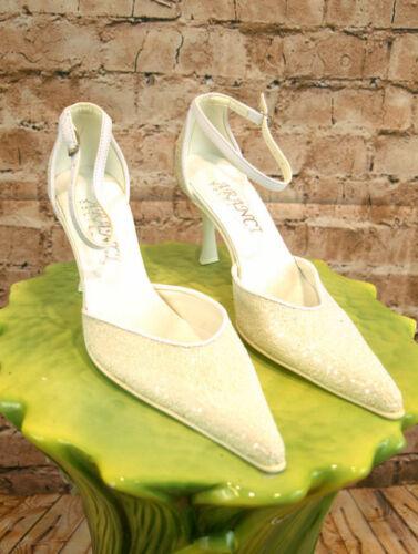 Escarpins talons hauts ça brille paillettes stiletto pointu Chaussures Chaussure Bride